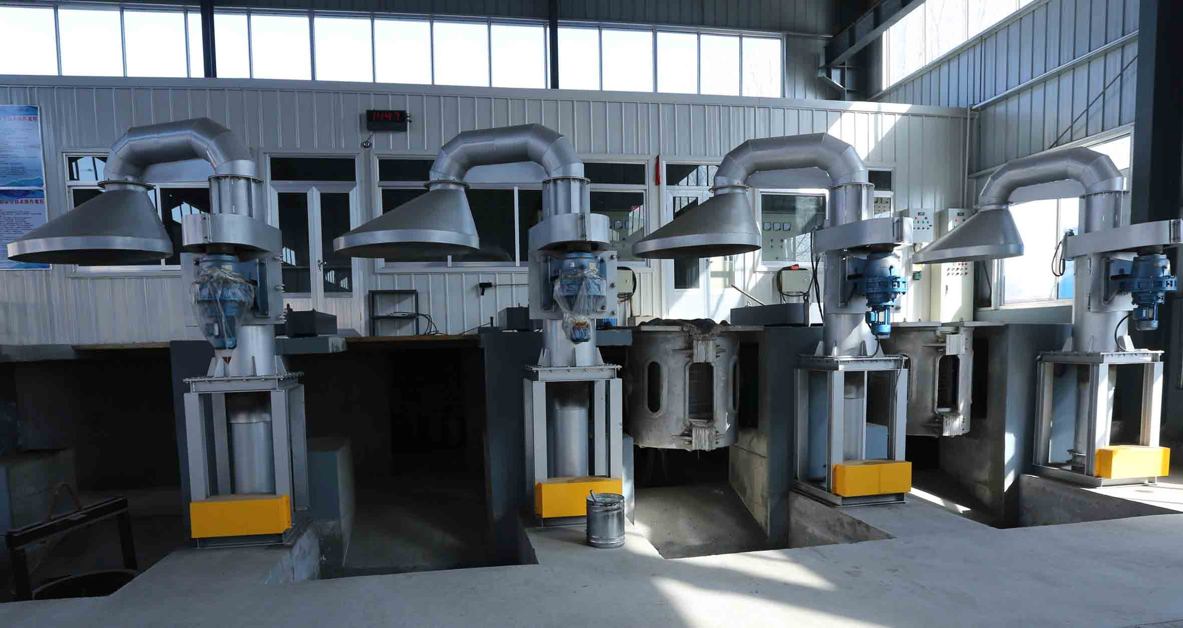 Part of Foundry Equipment